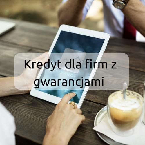 Kredyt dla firm z gwarancjami