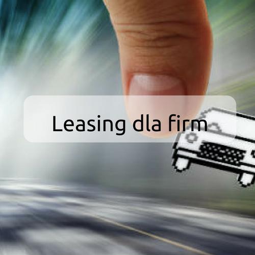Leasing dla firm